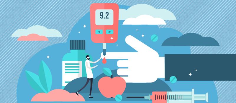 diabetes research cartoon