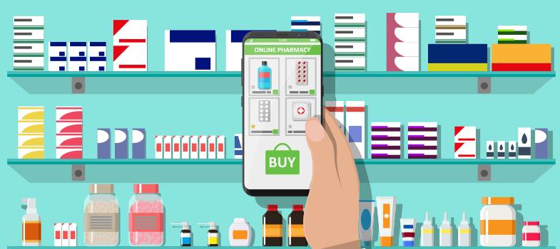 Image for Ordering Meds Online